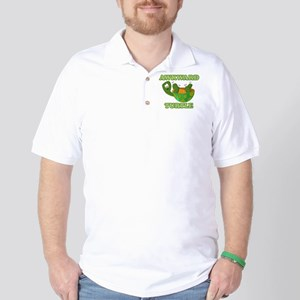 Awkward Turtle Golf Shirt