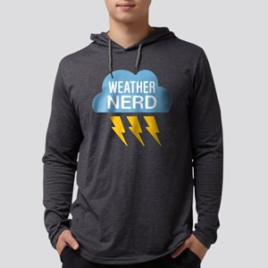 Weather Nerd Long Sleeve T-Shirt