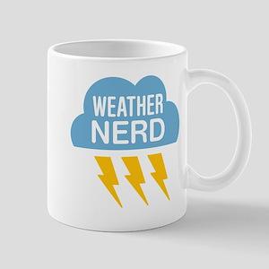Weather Nerd Mugs
