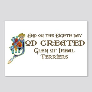 God Created Glens Postcards (Package of 8)