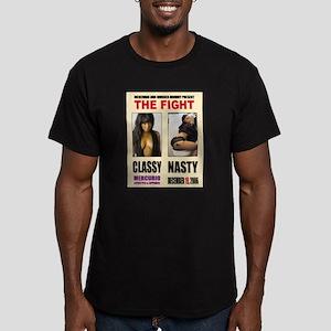 THE FIGHT Black T-Shirt