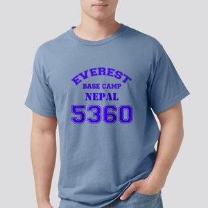 Everest Base Camp (blue) T-Shirt