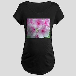Pink Beauty Maternity T-Shirt