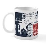 Vintage Texas Flag Mugs