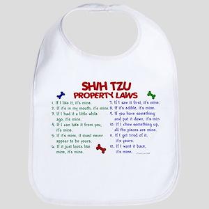 Shih Tzu Property Laws 2 Bib