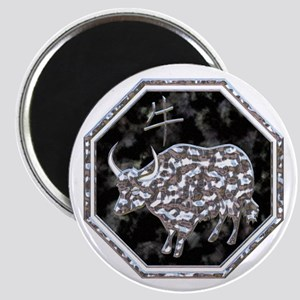 Year of the Ox Astrology Magnet