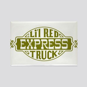 Lil' Red Rectangle Magnet