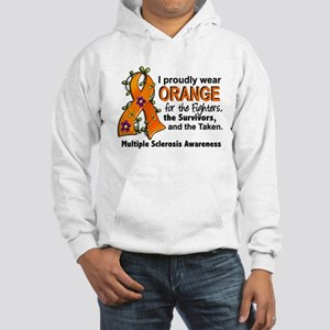 For Fighters Survivors Taken MS Hooded Sweatshirt
