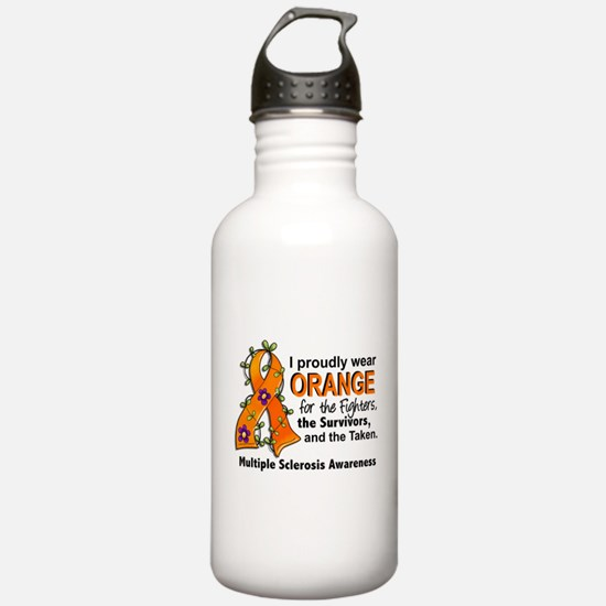 For Fighters Survivors Sports Water Bottle