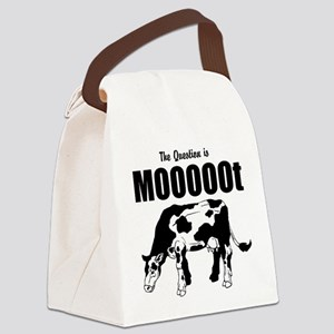 Moot 2 Canvas Lunch Bag