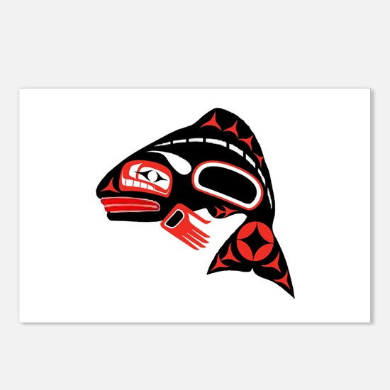 Cool Hood river oregon Postcards (Package of 8)