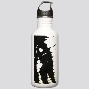black and white brushs Stainless Water Bottle 1.0L