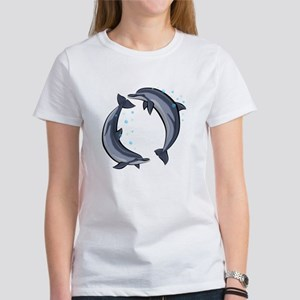 Spinner Dolphins Women's T-Shirt