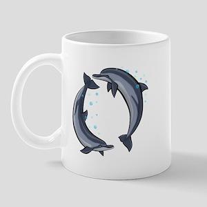 Spinner Dolphins Mug