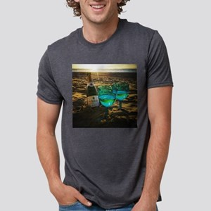 Beach with Drinks T-Shirt