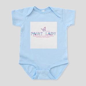 PAINT LADY Infant Bodysuit