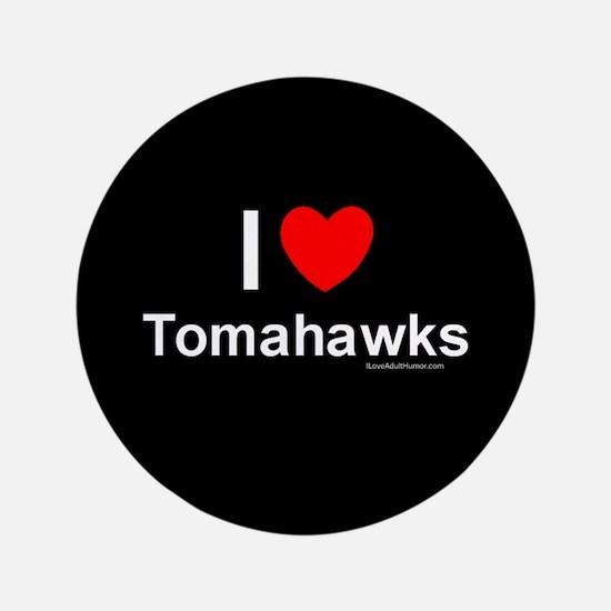 Tomahawks Button