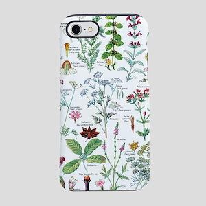 Botanical Illustrations - La iPhone 8/7 Tough Case