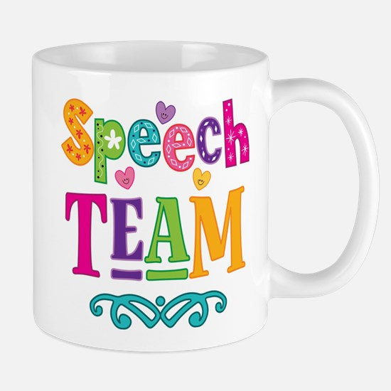 Speech Team SLP Gift Mugs