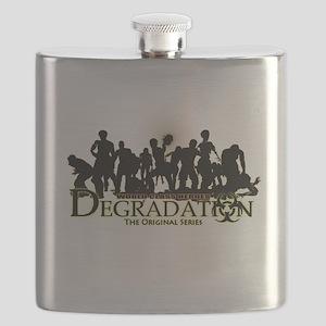 Degradation Zombies Flask