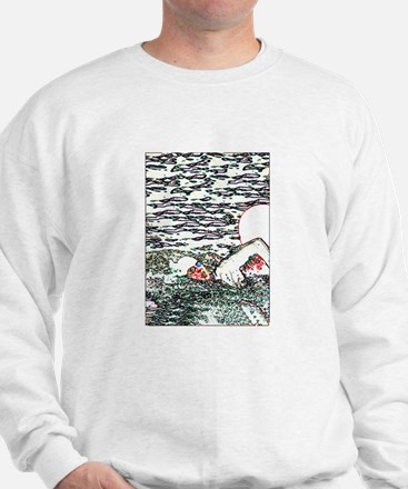 OPEN WATER SWIM Sweatshirt