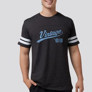 1968 Vintage Birthday T-Shirt