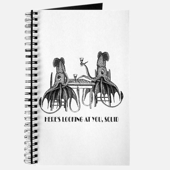 Unique Squid Journal