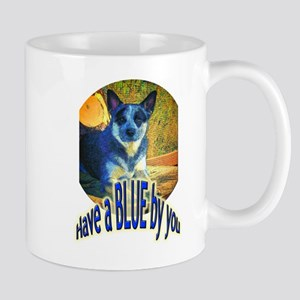 """""""Blue By You"""" Mug"""