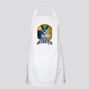 """""""Blue By You"""" Apron"""