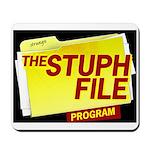 stuph_file_logo Mousepad