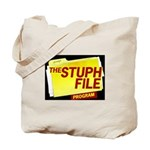 stuph_file_logo Tote Bag