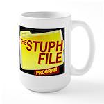 stuph_file_logo Mugs
