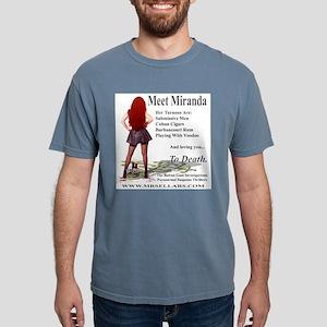 Miranda Logoed Apparel T-Shirt