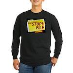 stuph_file_logo Long Sleeve T-Shirt