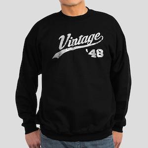 1948 Vintage Birthday Sweatshirt