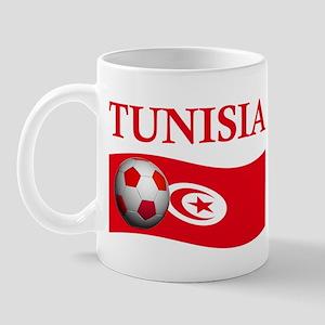 TEAM TUNISIA WORLD CUP Mug