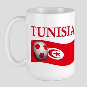 TEAM TUNISIA WORLD CUP Large Mug