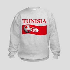 TEAM TUNISIA WORLD CUP Kids Sweatshirt