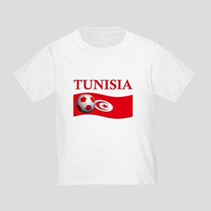 TEAM TUNISIA WORLD CUP Toddler T-Shirt