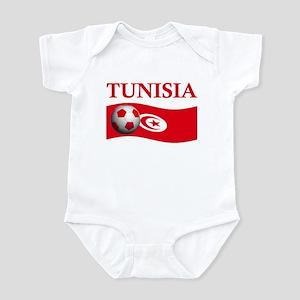 TEAM TUNISIA WORLD CUP Infant Bodysuit