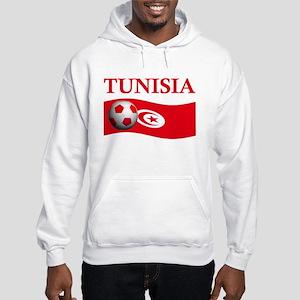 TEAM TUNISIA WORLD CUP Hooded Sweatshirt