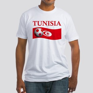 TEAM TUNISIA WORLD CUP Fitted T-Shirt