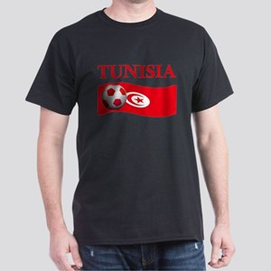 TEAM TUNISIA WORLD CUP Dark T-Shirt