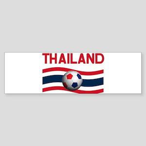 TEAM THAILAND WORLD CUP Bumper Sticker