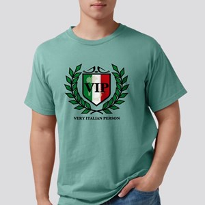 Vip Italian Mens Comfort Colors Shirt T-Shirt