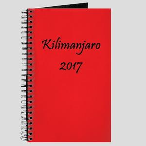 Kilimanjaro 2017 Journal