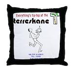 Terreskane Hotel, Salisbury Throw Pillow