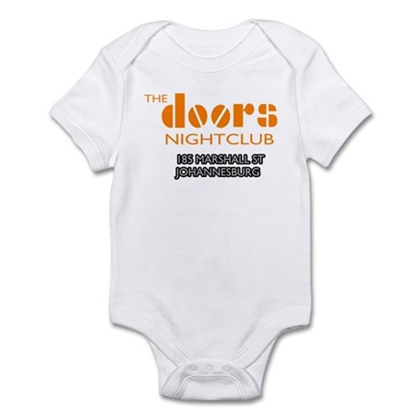 Doors Nightclub Infant Bodysuit