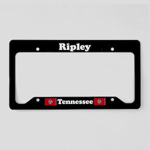Ripley TN - LPF License Plate Holder