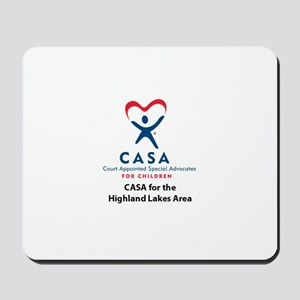 CASA for the Highland Lakes - no website Mousepad